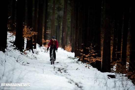 Im Winterpokal powered by antidot.bikecare feiert die Weihnachts-Trophy Premiere