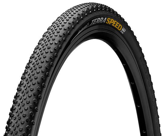 Der Continental  Terra Speed ist der schnelle Gravel Reifen für den Allround-Einsatz...