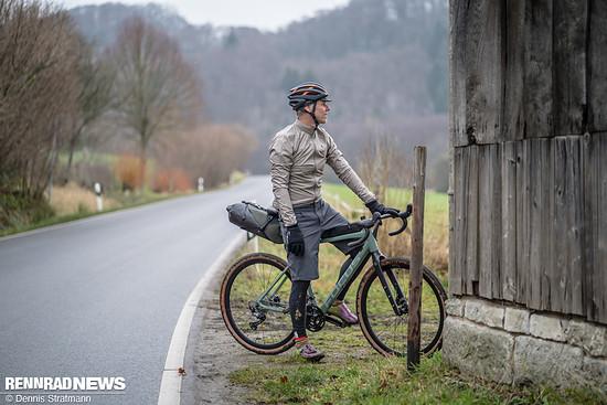 Bikepacking ist eine Domäne des Focus Atlas