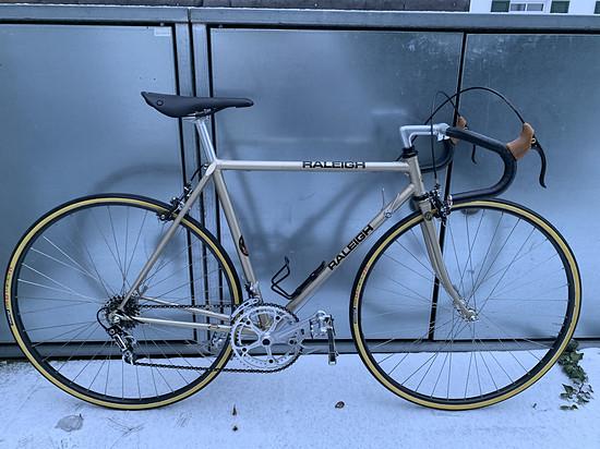 TI Raleigh 753 SBDU (1980)