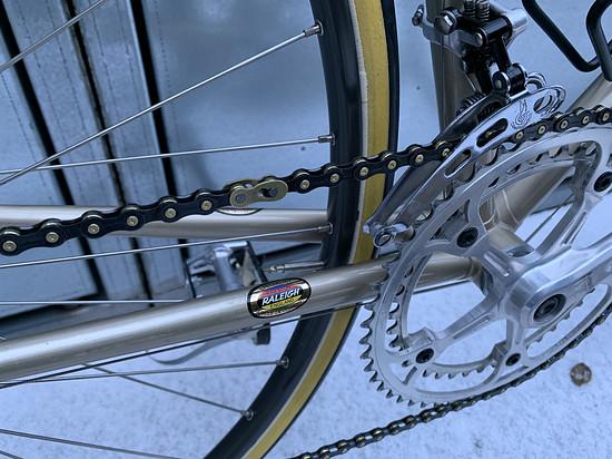 Aus der Specialist Bicycle Development Unit in Ilkeston.
