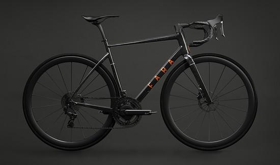 Das Fara Cycling F/AR ist eine saubere Erscheinung