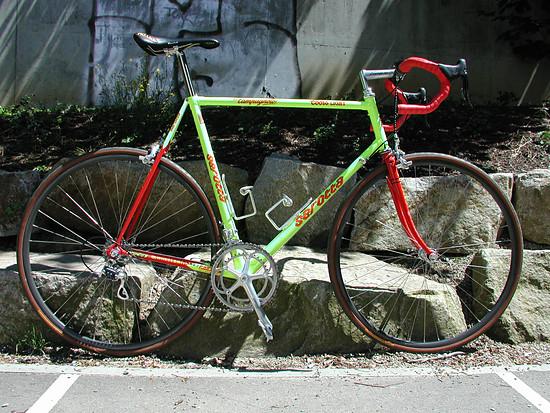 Serotta Coors Light Cycling Team 1992