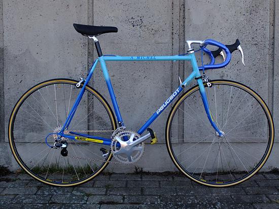 Peugeot-labeled Alain Michel