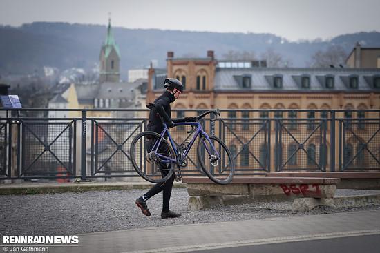 Ein Bike wie das TCX ...