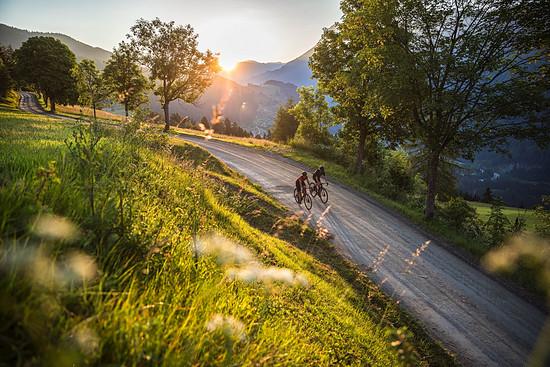 Gravel-Bike Vorspeise