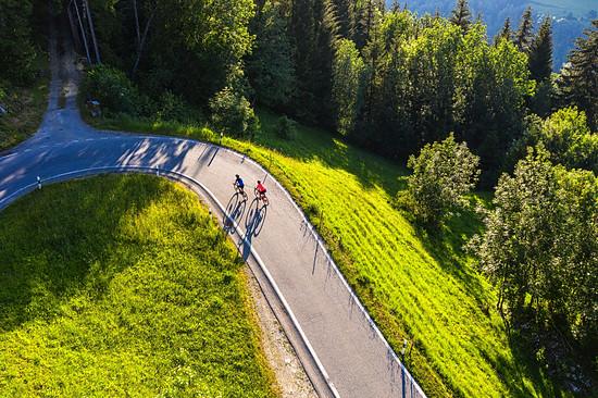 Vorspeise für Rennradfahrer*innen