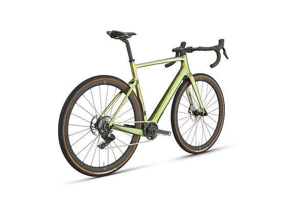 0H0ALARX3C Lime Shimmer REAR