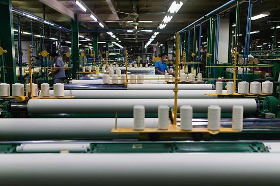 Vittoria besitzt eine große Reifenproduktion in Thailand.