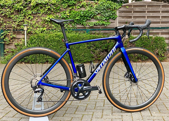 Specialized Roubaix 2017 Laufradtuning S-Works Parts