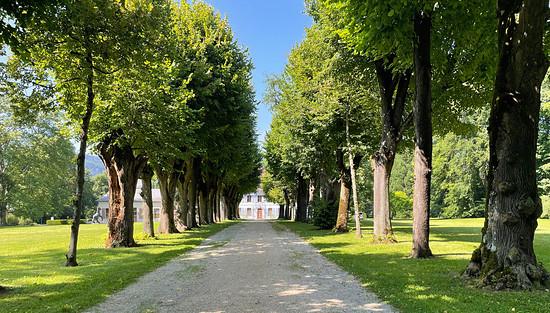 Schloss Ebenrain in Sissach