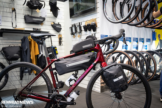 Merida baut nicht nur Gravel Bikes wie das Silex