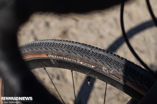 Auch die Specialized Pathfinder Pro-Reifen überzeugten uns erneut mit ihren Allroundqualitäten.