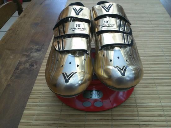 endlich goldene Schuhe