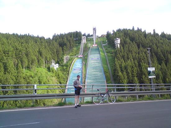 Oberhofer Sprungschanze