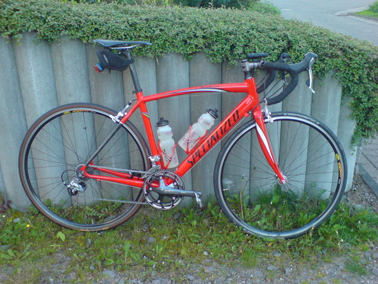 Neues Specialized Allez