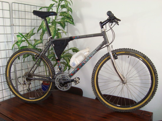 Cratoni Mountainbike full Campa- Columbus Cromor >OR