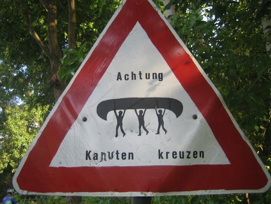 Am Ruhrtalradweg in Witten