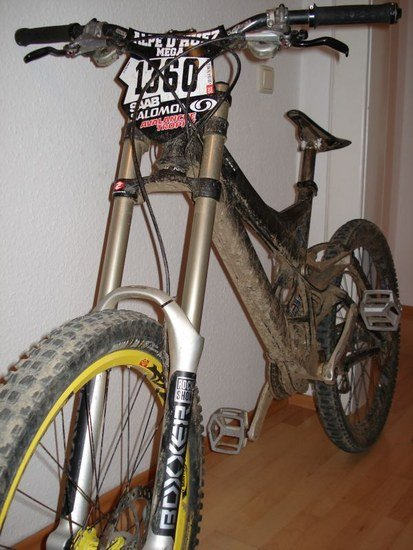 """Mountainbike"