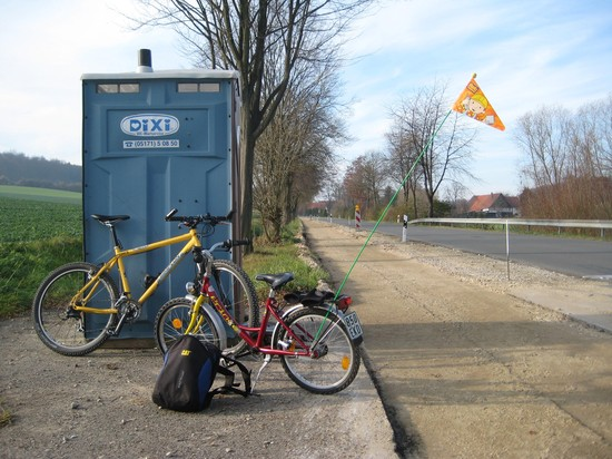 CTF-Radweg...