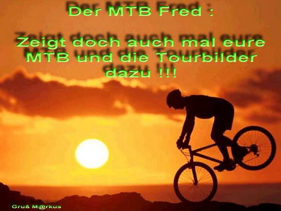 Der MTB Fred :-)