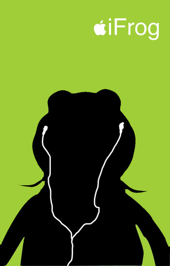 Kermit alias. iFrog