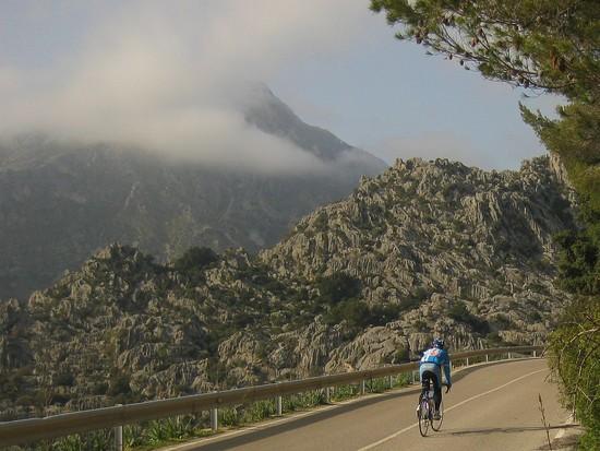 Mallorca: Coll de Femenia