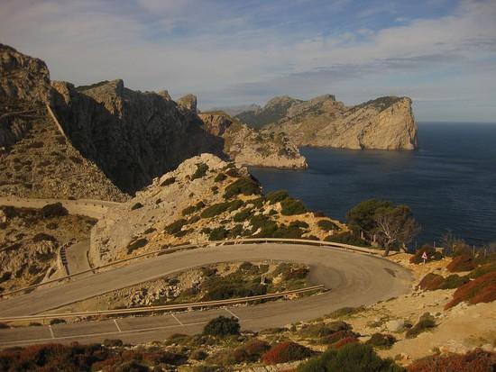 Mallorca: Cap de Formentor