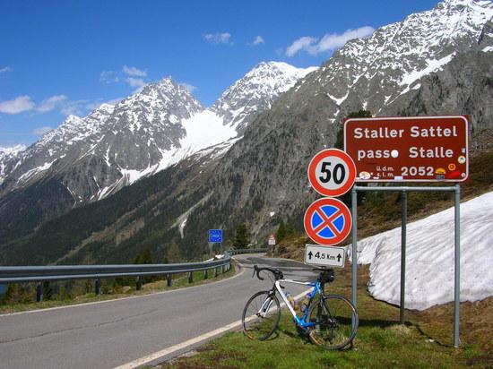 Staller Sattel