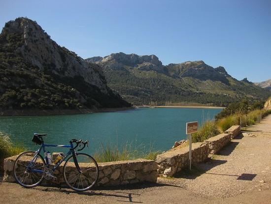 Mallorca: Gorg Blau
