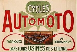 AfficheAutomoto 1919