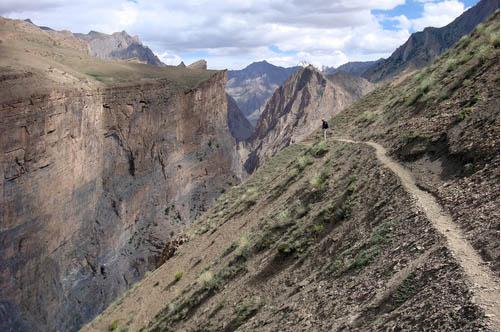 Ladakh Angstpfad