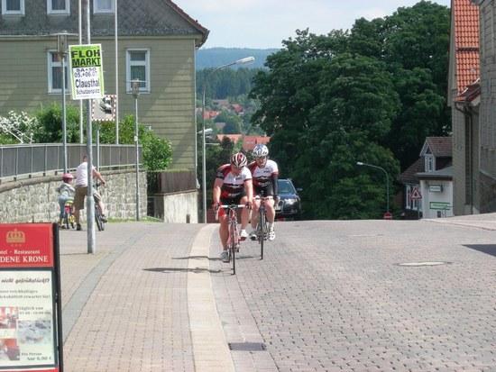 Harz-Tour 29. Juni 2008 – 145km, 2300hm