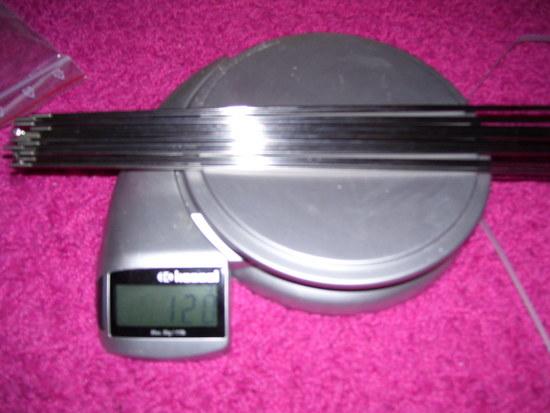 16 Speichen DT Champion 192mm