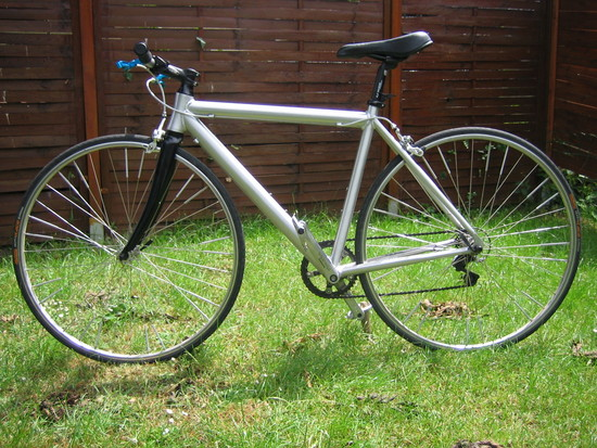 Altes Fahrrad selber günstig zu einem Singlespeed umbauen