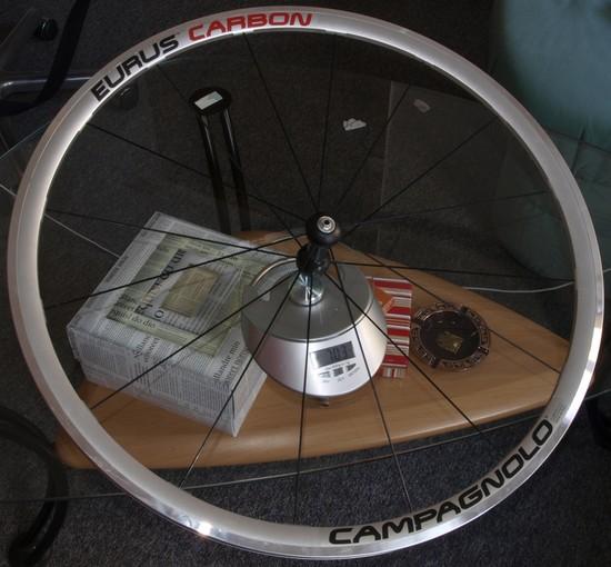 Eurus Carbon VR 703g