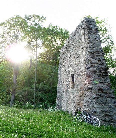 unbekannte ruine