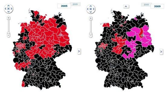 bundstagswahl vergleich 05-09