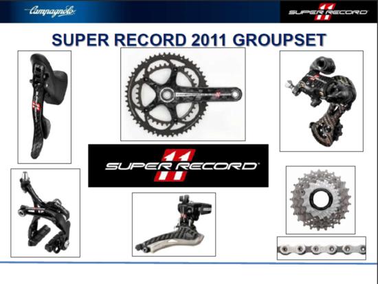 Super Record 2011