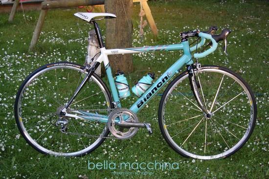 Bianchi Via Nirone v2.0