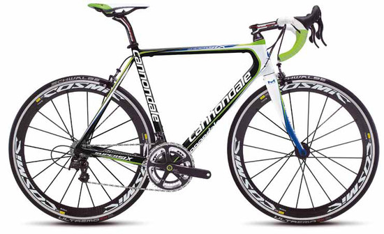 Cannondale Supersix 2011