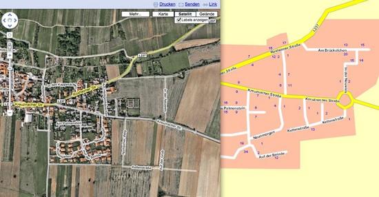 Rad Routen Planer Vergleich GoogleMaps RRP