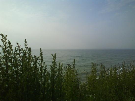 Lauf am Meer