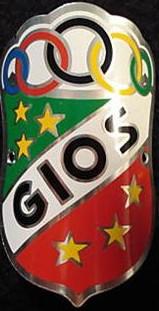 GIOS Head Badge