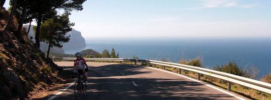Küstenstraße Mallorca - ein Traum