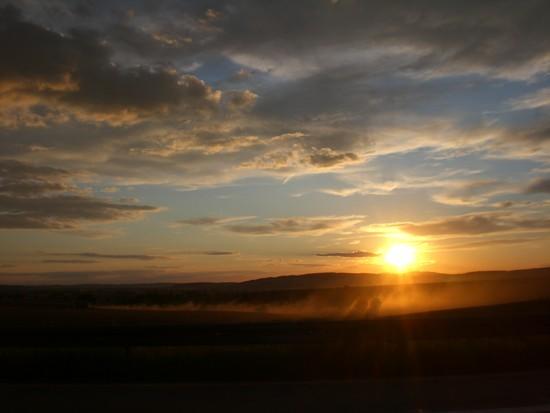 Sonntag Abend - Es gibt diesen Sommer auch schöne Momente