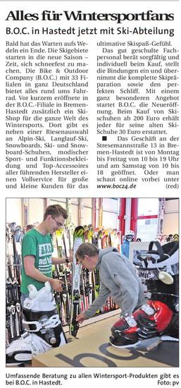 Heute im Weser-Report