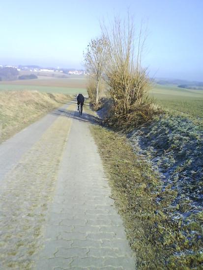 Pampa zwischen W'tal, Mettmann und wo auch immer.