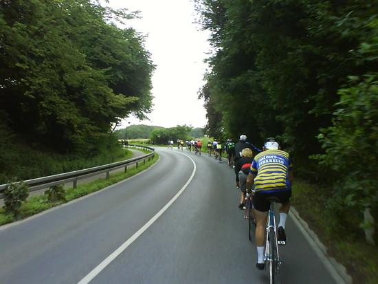 Klassikerausfahrt Juli 2011
