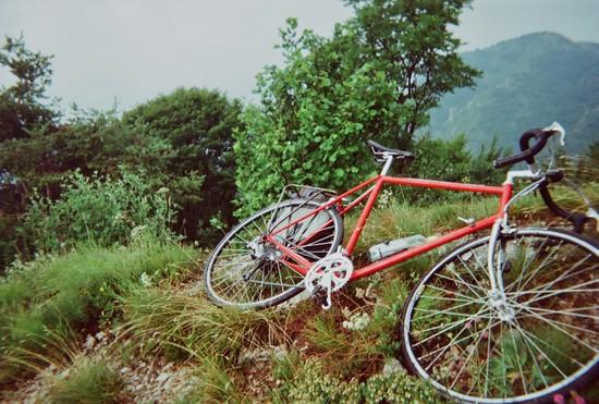 Regentag Monte Guil 2009